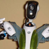 Spykee, the spy robot, by Meccano