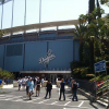 Finally saw the Los Angeles Dodgers today