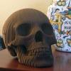 Vince, the cardboard skull kit
