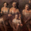 Odd Nerdrum show at Copro Nason Gallery