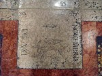 Sagitarius from the meridian line in the Basilica