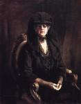 "Oswald Birley, ""Arabella Duval Huntington,"" 1924"