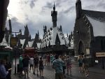 The Harry Potter village