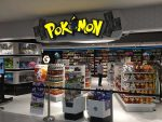 Pokemon Center inside Takashimaya