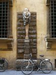 Bust with bike