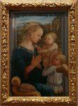 A Lippi at the Uffizi