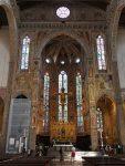 Altar at Santa Croce