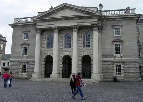 Dublin And London 2004 Arrival In Dublin