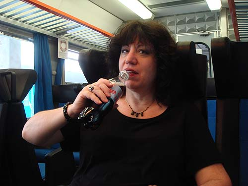 Leave Florence, arrive in Siena