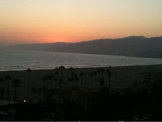 More pictures from Santa Monica