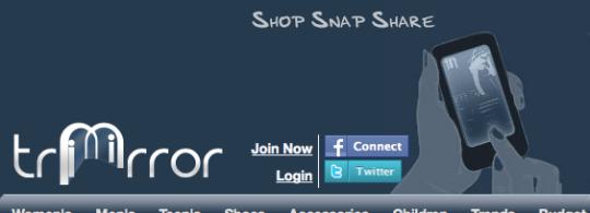 TriMirror – Crowdsourcing fashion