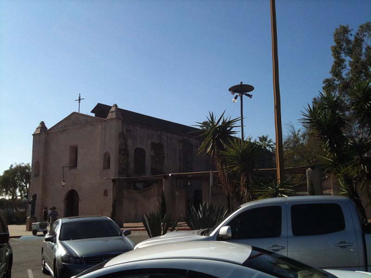 Mission San Gabriel Archangel and Pasadena