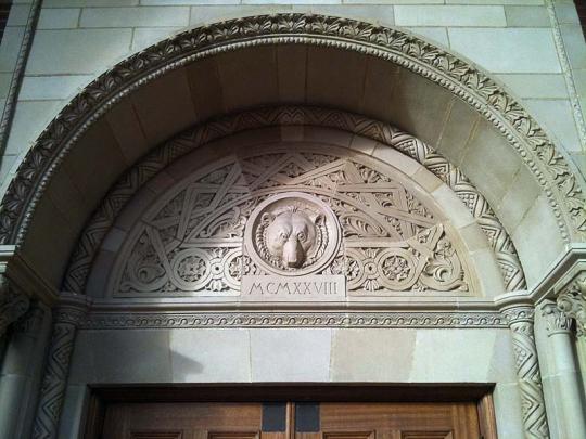 Royce Hall, UCLA