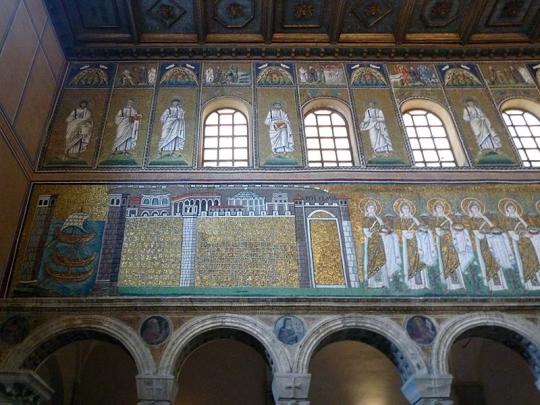 Ravenna, day 2