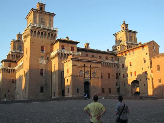 From Padua to Ferrara