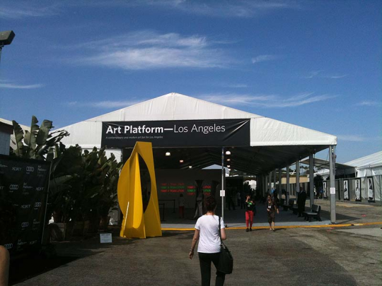 Art Platform Los Angeles