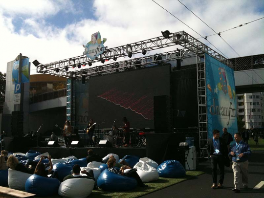 Photos from DreamForce 2012 #df12