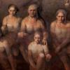 Odd Nerdrum show at Copro Nason Gallery