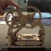UGear mechanical box