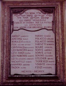 The founders of a synagogue