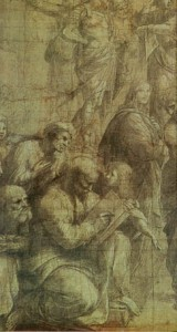 School of Athens (detail) by Raphaelo