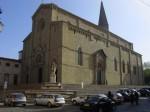 The Duomo in Arrezo