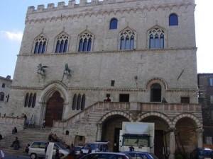 The Palazzo dei Priori