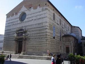 The Duomo in Perugia