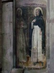 A column from Pieve di Santa Maria
