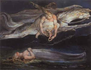 """""""Pity"""" by William Blake"""