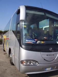 Our tour buss