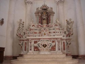 Altar from Chiesa di Montevergine