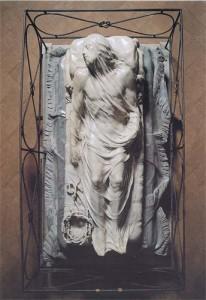 Il Cristo Velato by Giuseppe Sanmartino, 1753