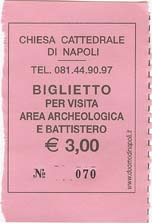 Tickets for the Duomo