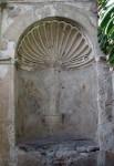 A niche near the cloisters