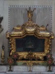 The reliquary in the Duomo