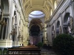 A view to the alter in the Duomo
