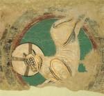 Absis de Sant Climent de Taull, Detail