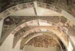 Pintures de la sala capitular de Sexina - this is an example of how the Romanesque work was displayed