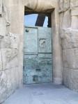 One set of doors