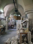 The workshop where models are created