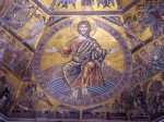 The mosaic of Christ