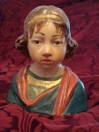 A small child's bust from Galleria Machiavelli