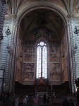 The altar of the Duomo