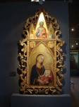 A Madonna and Child from the museum
