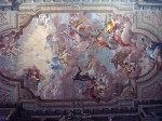 The ceiling of the Ognissanti