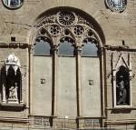 Orsanmichele facade detail