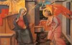"""""""Annunciazione"""" by Fra Filippo Lippi"""