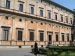 Facade of Villa Farnesina
