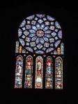 The rosette window